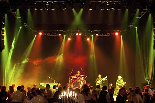 Liveband Deean 300 Gäste
